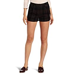 Fred Perry Women's Check Short