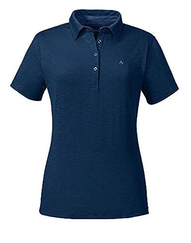 get online differently exquisite design Schöffel Damen Polo Shirt Capri1