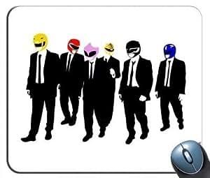 Reservoir Dogs Power Rangers v21 Mouse Pad