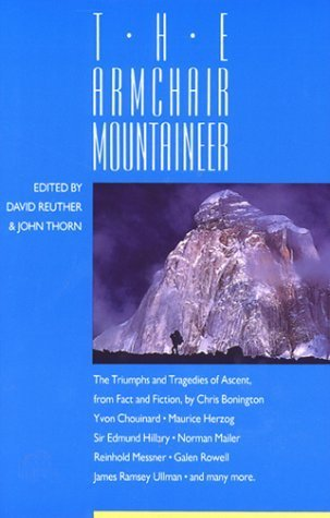 The Armchair Mountaineer by Menasha Ridge Press (1998-10-01)