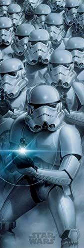 Wars Official Star Poster - Official Licensed Star Wars - Door Poster (STORMTROOPERS #313)