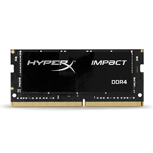 Kingston Technology HyperX Impact 32GB Kit (2x16GB) 2400MHz DDR4 CL14 260-Pin SODIMM Laptop HX424S14IBK2/32 by HyperX (Image #2)