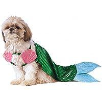 Rubies Costume Co Mermaid Dog Costume, Medium