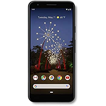 Amazon com: Google Pixel Phone - 5 inch display (Factory