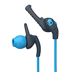 Skullcandy XTplyoÉcouteurs intra-auriculaires de sport avec microphone résistants à la transpiration Bleu marine / bleu