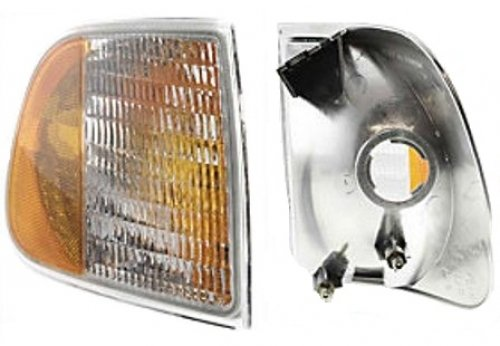Turn Signal Light Fits 97-03 FORD F150 LARIAT XL XLT CORNER TURN LAMP RIGHT RH NEW 01 02 02 Ford Expedition Corner