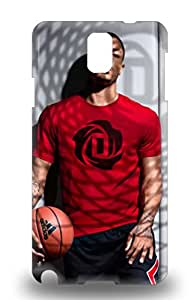 New Style Case Cover NBA Chicago Bulls Derrick Rose #1 Compatible With Galaxy Note 3 Protection Case