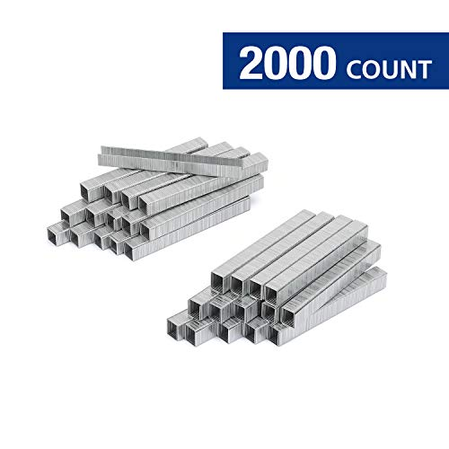 ARROW T50 Stainless Steel Staples Pack Set #508SS1 1/2'' 12mm and #506SS1 3/8'' 10mm