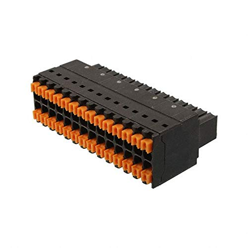 TERM BLOCK PLUG 28POS STR 3.5MM (Pack of 2)