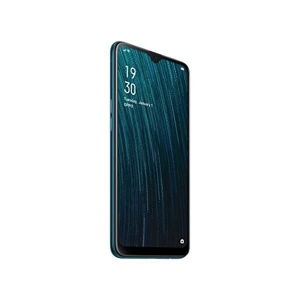 OPPO A5S (Green, 4GB RAM, 64GB Storage) with No Cost EMI/Additional Exchange Offers