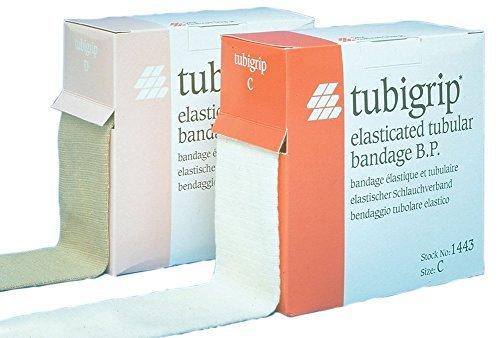 Tubigrip, Beige, Size G, 4.5 inch diameter by Tubigrip