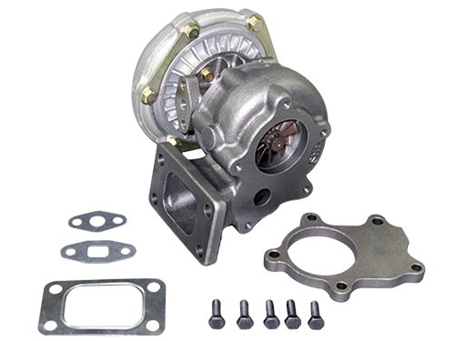 T3 T4 T04E Turbocharger A/R .60 Turbo + downpipe flange (Flange Downpipe Any Turbo)