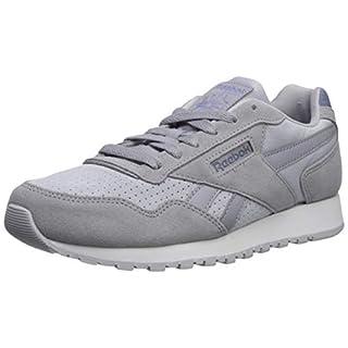 Reebok Men's Classic Harman Run Shoe, Cool Shadow/Grey/White, 3.5 M US
