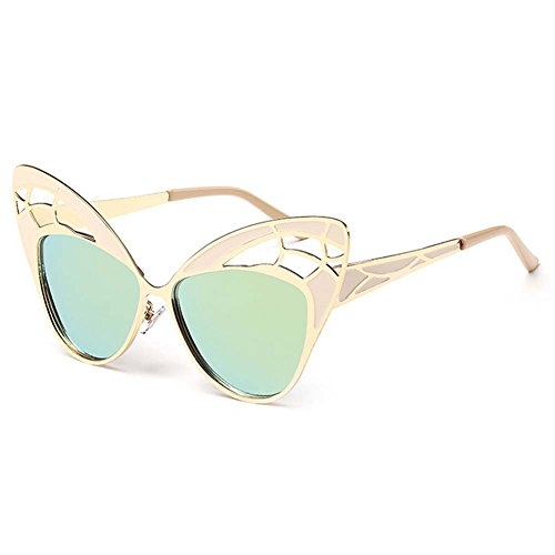 My.Monkey 2016 New Europe And United States Womens Fashion Metal Frame Butterfly - Where Can Sunglasses You Buy Oakley