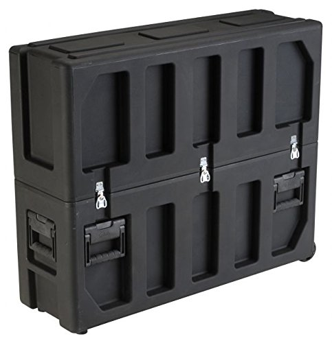 SKB Equipment Case, Roto-Molded LCD Case fits 32 - 37 Screen