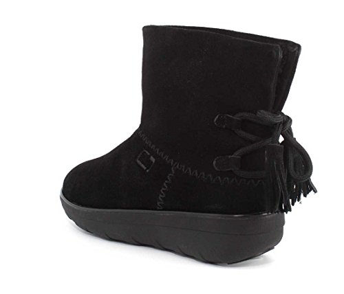 Tassels FitFlop Boots Shorty II Mukluk Black With Ankle wvfTOB