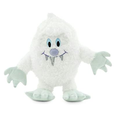 Disney Baby Yeti Plush - Expedition Everest - Mini Bean Bag - 7'': Toys & Games