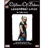 [(Children of Bodom: Legendary Licks )] [Author: Toby Wine] [Feb-2011]