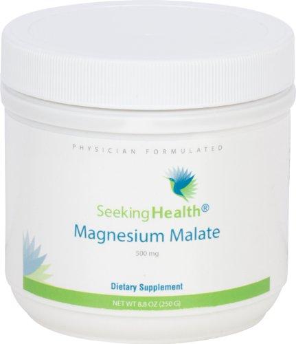 Magnesium Dimagnesium Formulated Seeking Health