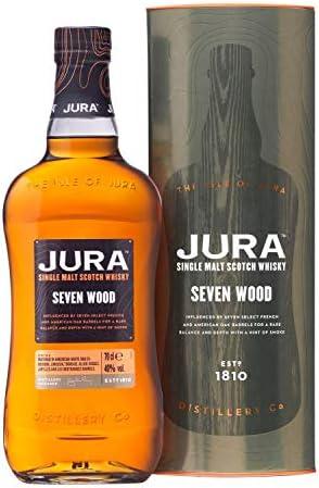 Jura Jura Seven Wood Single Malt Scotch Whisky 42% Vol. 0,7L In Giftbox - 700 ml