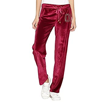 5bf80b4f78c5 Ajile By Pantaloons Women Velour Track Pant  Amazon.in  Clothing ...