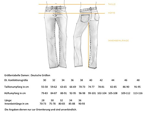 Dream D569 Femme MAC Droit Jeans RTxwPd