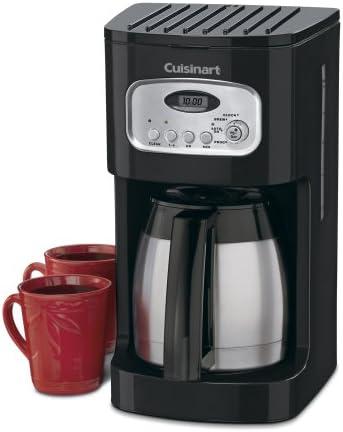 Cuisinart DCC-1150 Classic térmica 10 tazas cafetera programable ...