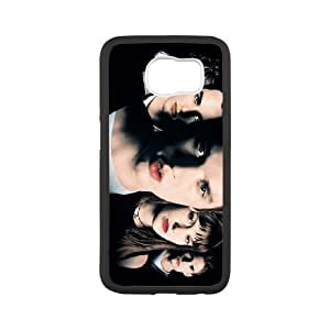 samsung galaxy s6 White Final Destination phone case Christmas Gifts&Gift Attractive Phone Case HRN5C322703