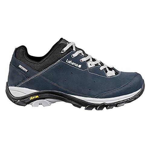 Lafuma Ld Aneto Low Cl - Zapatillas de Senderismo de Caucho Mujer, azul ( Deep Navy