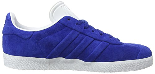 Homme and Ftwbla Stitch Bleu 000 Turn adidas Reauni Baskets Gazelle X41FxF