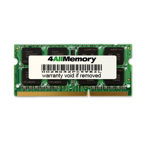 4AllDeals 4GB RAM Memory Upgrade for Apple iMac 9,1 Desktop 24-inch MB420LL/A (DDR3-1066MHz 204-pin SODIMM)