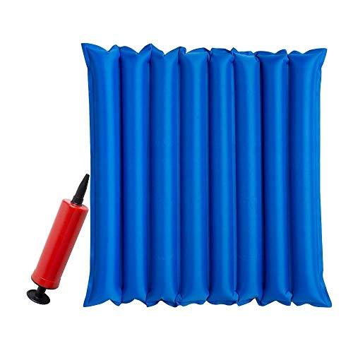 GxYue Anti Decubitus Cushion for Tailbone Pain,Child Birth & Prostatitis - Air Inflatable Seat Cushion for Wheelchair,Toilet - 15.7