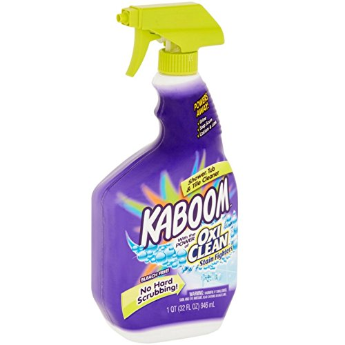 Price comparison product image Kaboom Shower,  Tub & Tile Cleaner with Oxi Clean, 32 oz