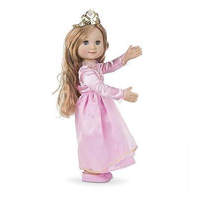 Melissa & Doug Celeste 14-Inch Princess Doll: Melissa & Doug, , 4878: Toys & Games