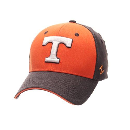 - Zephyr NCAA Tennessee Volunteers Adult Men Challenger Cap, X-Large, Heathered Team Color