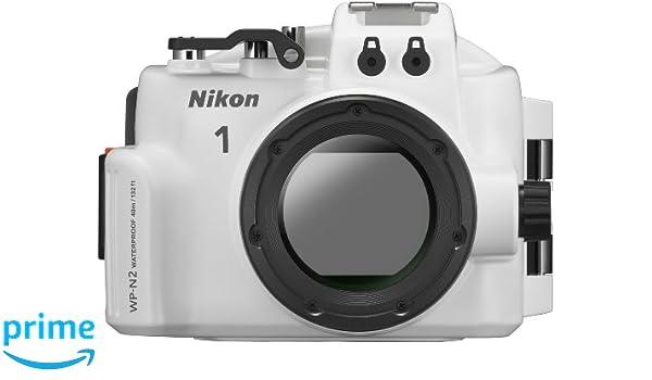 Nikon WP-N2 Carcasa submarina para cámara: Amazon.es ...