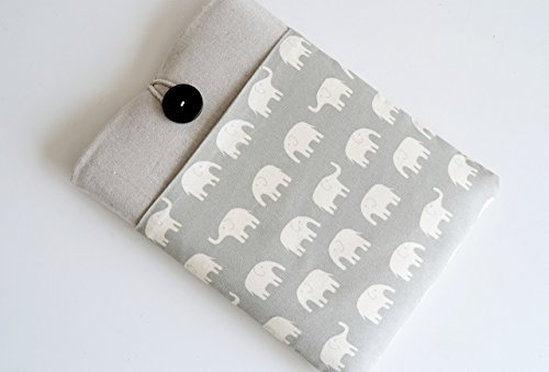 Elephant-Laptop-Sleeve-Case-Custom-Fitted-Cases-for-Macbook-Chromebook-Ultrabooks-Surface-Pro