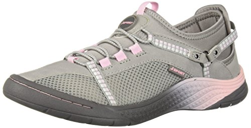 Light Women's by JSport Jambu Walking Tahoe Petal Shoe Grey Encore gR0Ow