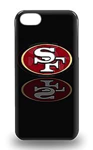 Premium NFL San Francisco 49ers Logo Back Cover Snap On 3D PC Soft Case For Iphone 5/5s ( Custom Picture iPhone 6, iPhone 6 PLUS, iPhone 5, iPhone 5S, iPhone 5C, iPhone 4, iPhone 4S,Galaxy S6,Galaxy S5,Galaxy S4,Galaxy S3,Note 3,iPad Mini-Mini 2,iPad Air )