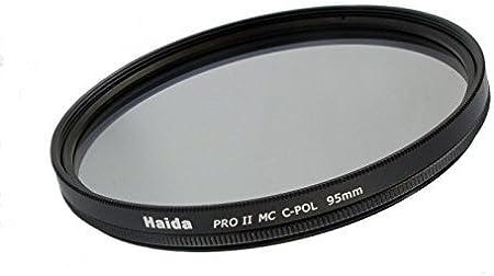 Haida Pro Ii Digital Polfilter Zirkular Mc Multicoating 95 Mm Inkl Objektivdeckel Mit Innengriff
