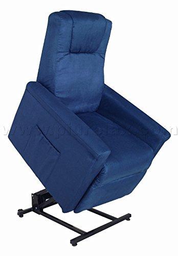 Poltrone Relax Per Anziani.Poltrona Relax Elettrica Per Anziani E Disabili 2 Motori
