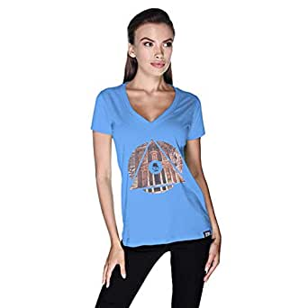 Creo Jordan T-Shirt For Women - Xl, Blue