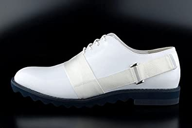 White 5Amazon French slvr Olympic Brog UK7 Schuhe adidas 54Rjc3SALq