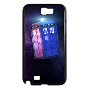 Samsung Galaxy N2 7100 Cell Phone Case Black Doctor Who DON Cell Phone Cases Fashion Generic