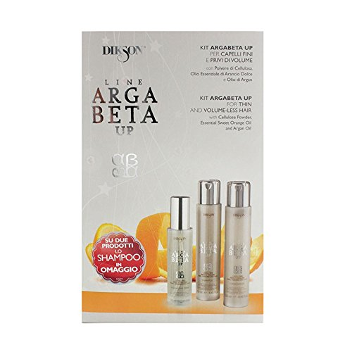 Dikson Argabeta Up Kit Volumen (Champú/Mascarilla/Spray) - 250 ml 8000836401721
