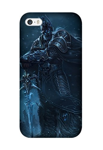 iPhone 7 Plus Case - The Best iPhone 7 Plus Case - Game World Of Warcraft: Wrath Of The Lich King Design By [James Heim]