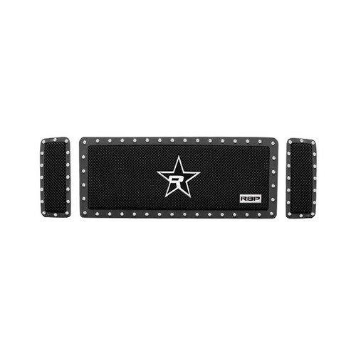 - RBP RBP-261563NDX-1 Black Stainless Steel Wire Mesh Packaged Grille