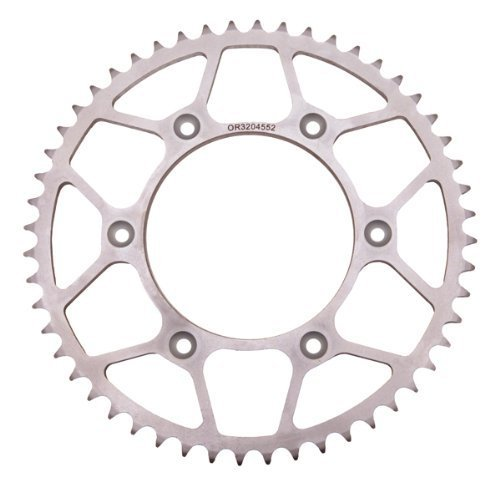 Outlaw Racing OR3206551S Steel Rear Sprocket-51T KTM 450XCF 08-14 450SXF 07-14 Outlaw Racing Products