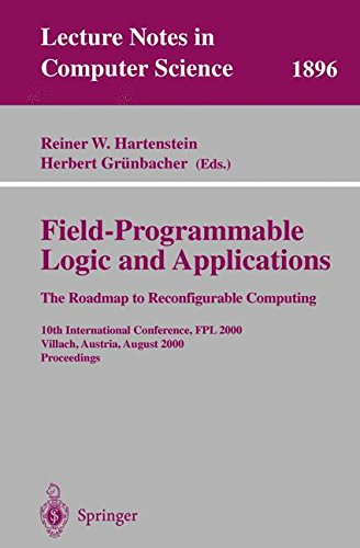 Field-Programmable Logic and Applications. The Roadmap to Reconfigurable Computing: 10th International Conference, FPL 2