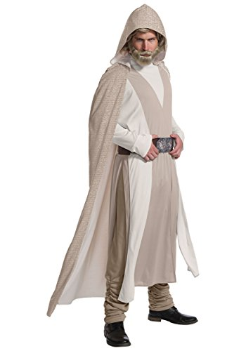 (Star Wars Episode VIII - The Last Jedi Deluxe Men's Luke Skywalker)